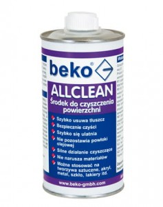 ALL CLEAN Beko 500ml
