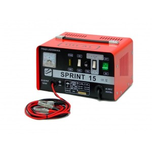 Prostownik IDEAL SPRINT 15 12/24V