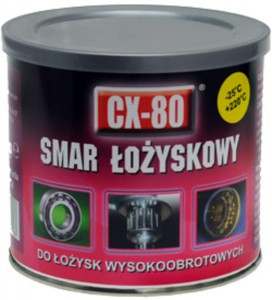 Smar do łożysk CX-80 500g