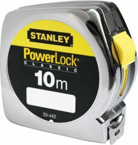 Miara Stanley Powerlock 10m/25mm